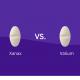 Xanax vs valium