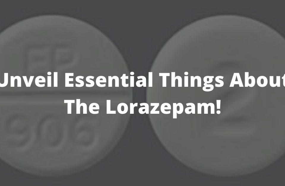 Lorazepam (1)