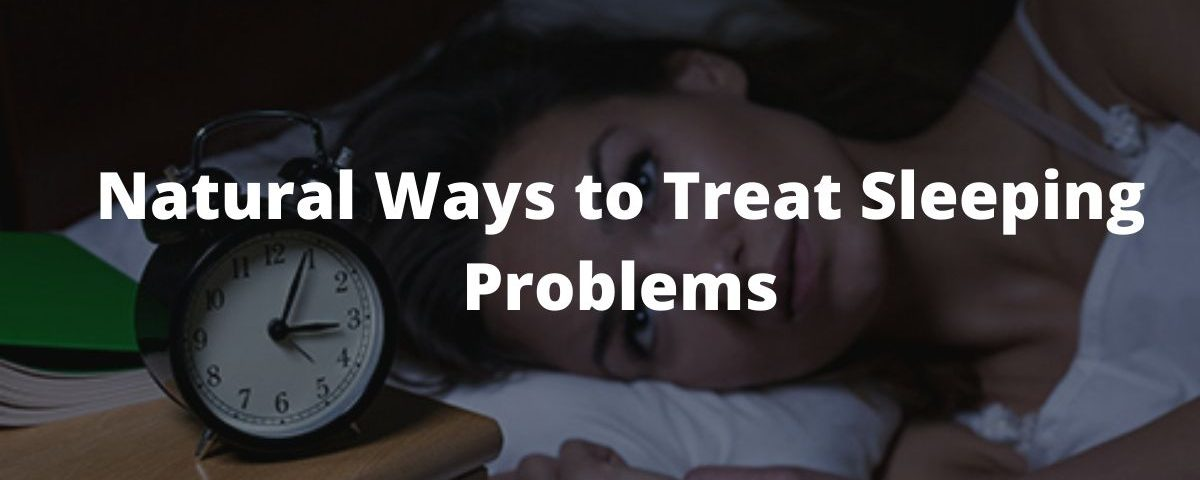 Natural Ways to Treat Sleeping Problems - Tramadol shop