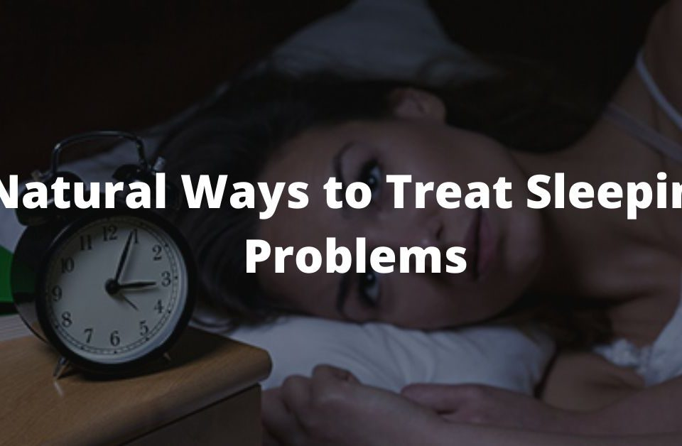 Natural Ways to Treat Sleeping Problems - Tramadol shop