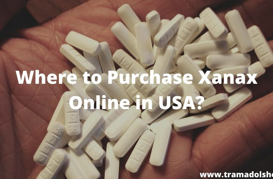 Where to Purchase Xanax Online in USA_