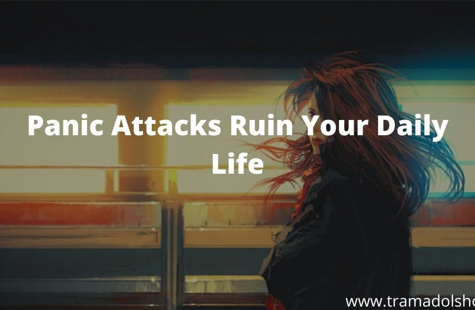 panic attacks ruin your daily life