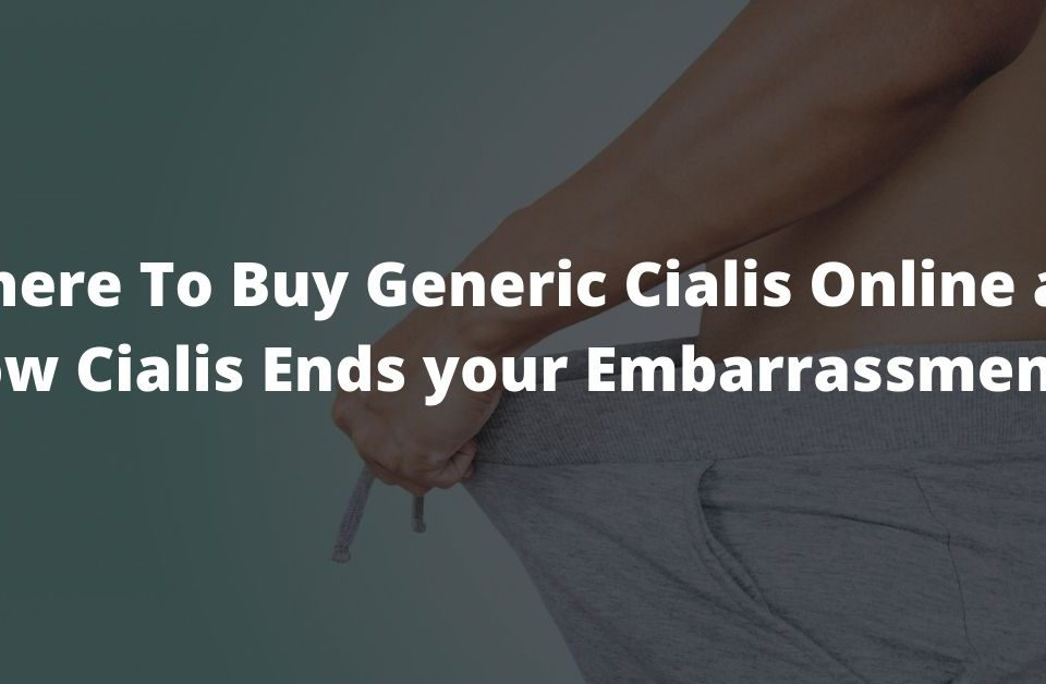 where to buy generic cialis online