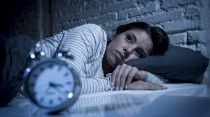sleeping prblems